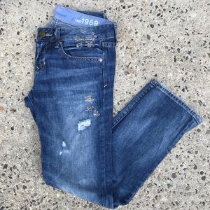 Straight fit GAP Jeans